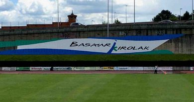 Las pistas del polideportivo Artunduaga acogen la  XXIII edición del  Meeting Paralímpico – Basauriko Probak